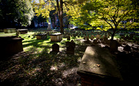 The Granary Burial Ground - Boston Mass