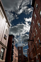 The Old North Church - Boston Mass