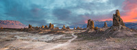 The Trona Pinnacles - Trona Califorina