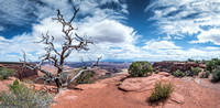 Buck Canyon Overlook - Canyonlands National Park Utah