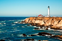Point Arena Lighthouse - Point Arena California