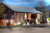 Foxen Winery Tasting Room (Known as the Piece Of Shack) - Santa Maria California