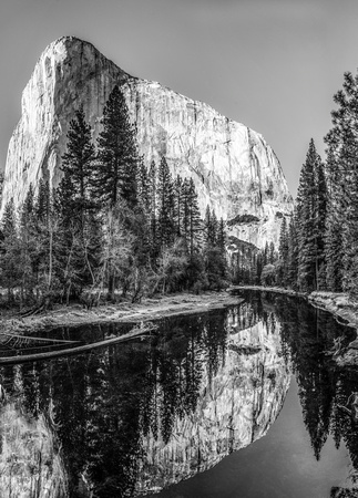 El Capitan - Yosemite National Park California