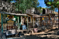 Silver City Ghost Town - Bodfish California