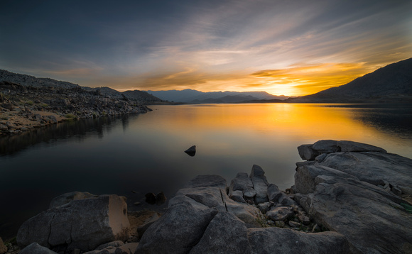 Lake Isabella - Kern County California
